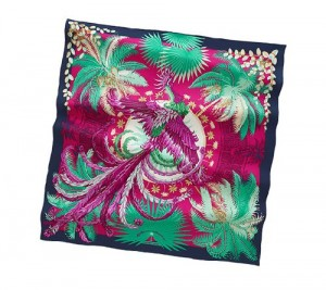 Kalyn Johnson, Hermes, Hermes scarf, Possess Your STYLE, STYLE by Kalyn Johnson, Mythiques Phoenix
